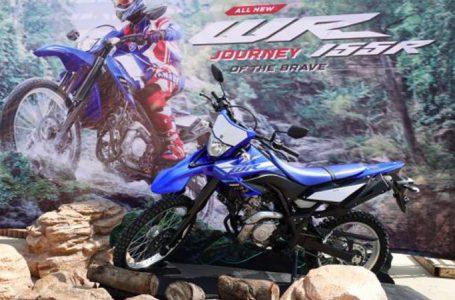 Yamaha เปิดตัว Yamaha WR155R ในงานมอเตอร์โชว์ 2020