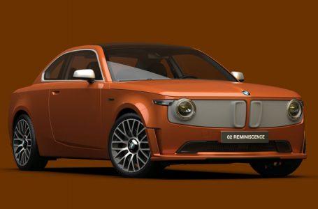 BMW 02 Reminiscence รถยนต์ไฟฟ้าสุดคลาสสิก