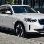 BMW iX3 รถยนต์ไฟฟ้าแบบ EV 100 เปอร์เซ็นต์