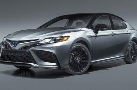 Toyota USA เปิดตัว Toyota Camry Minorchange