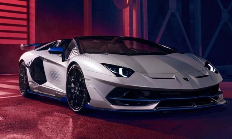 Lamborghini Aventador SVJ Xago 2020 ที่ถูกผลิตเพียงแค่ 10 คันเท่านั้น