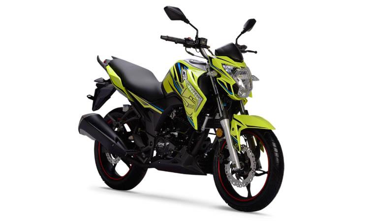 GPX CR5 EFI สีเขียว