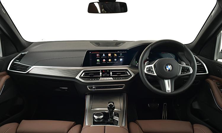 ภายใน BMW X5 xDRIVE 30d M Sport