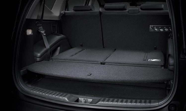 ที่เก็บของด้านหลัง Honda CR-V Minorchange