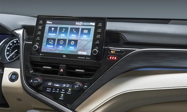 จอกลาง Toyota Camry Minorchange