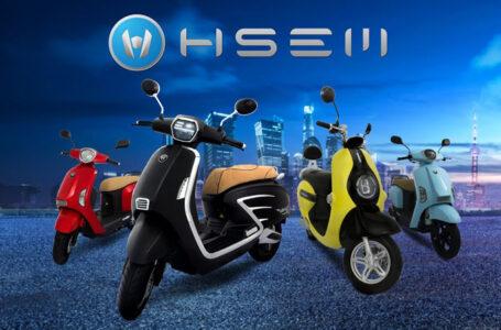 H SEM รถมอไซค์ไฟฟ้า กับราคาตัวเริ่มต้นที่ 49,000 บาท