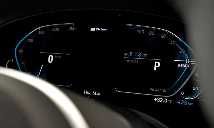 เรือนไมล์ BMW X3 xDrive30e M Sport