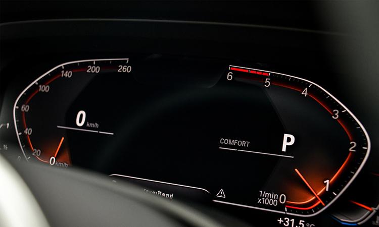 เรือนไมล์ BMW X5 xDRIVE 30d M Sport