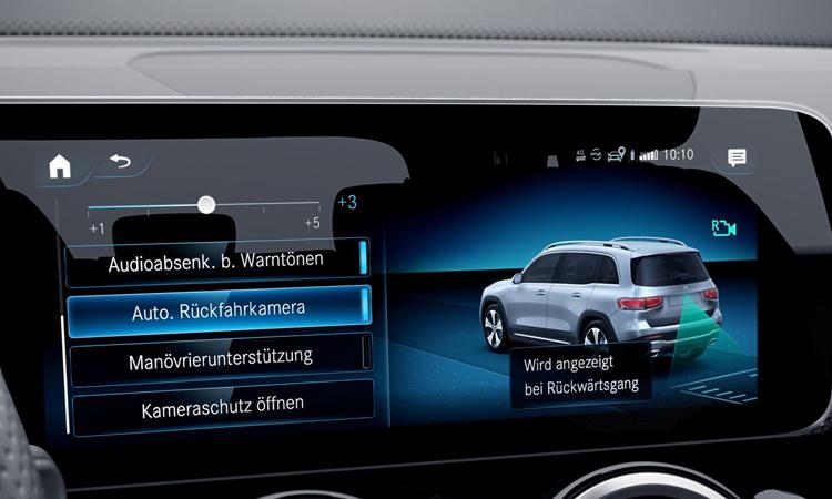ระบบความปลอดภัย Mercedes-Benz GLB 200 Progressive
