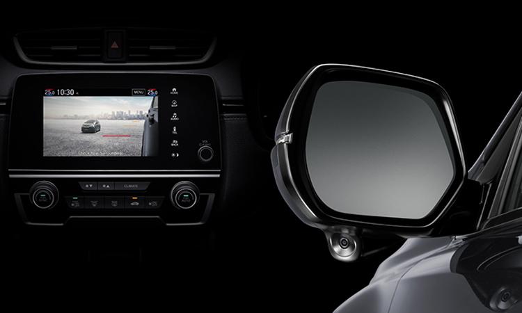 ระบบความปลอดภัย Honda CR-V Minorchange (5 ที่นั่ง)