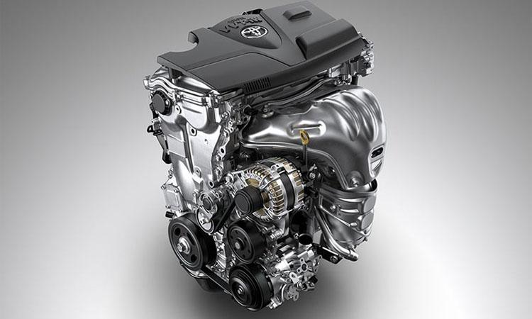 Toyota Camry Minorchange เครื่องยนต์ 2.0 ลิตร D-4S