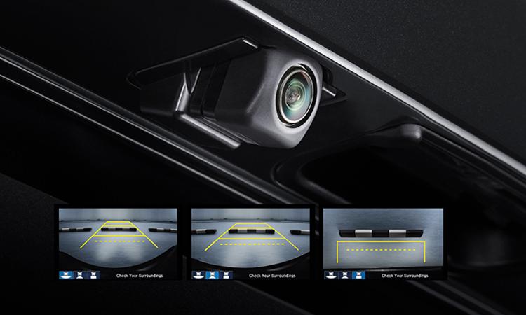 กล้องมองหลัง Honda CR-V (7 ที่นั่ง)