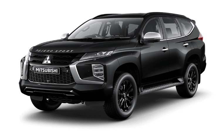 Mitsubishi Pajero Sport Elite Edition สีดำ