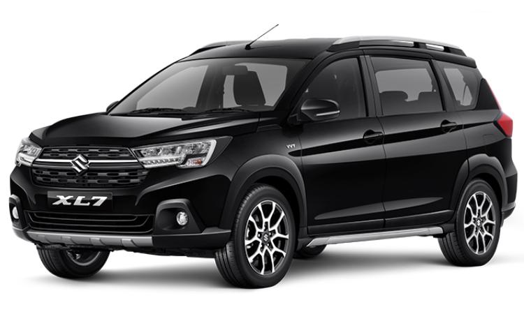 Suzuki XL7 สีดำ