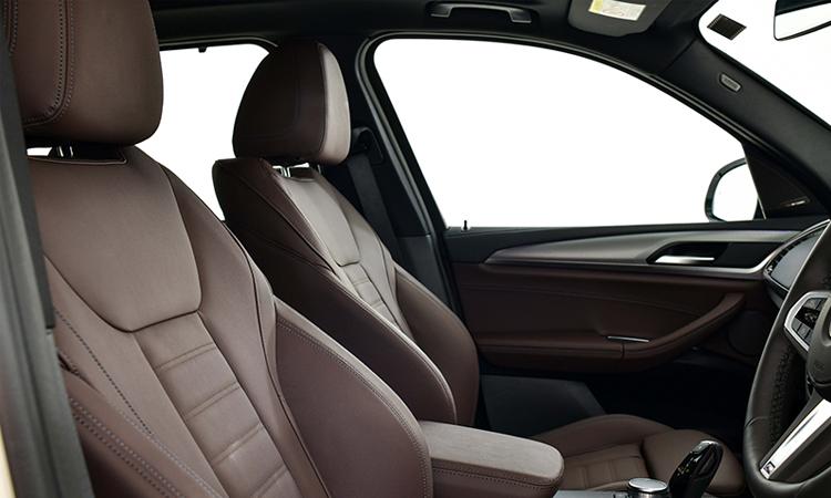 เบาะหน้า BMW X3 xDrive30e M Sport