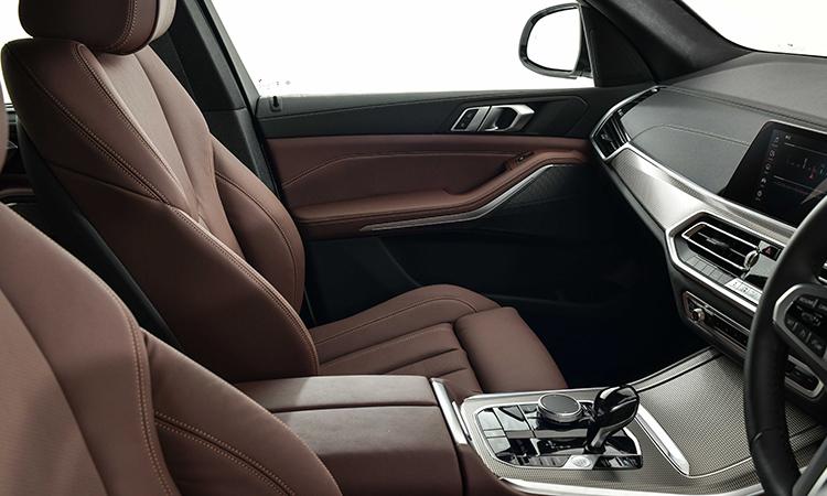 อนโซนกลาง BMW X5 xDRIVE 30d M Sport