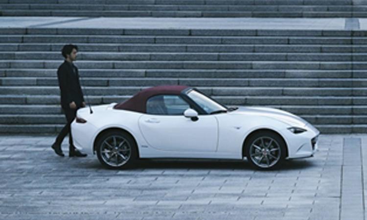 Mazda MX-5 100th Anniversary