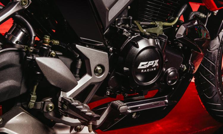 เครื่องยนต์ GPX Razer 220