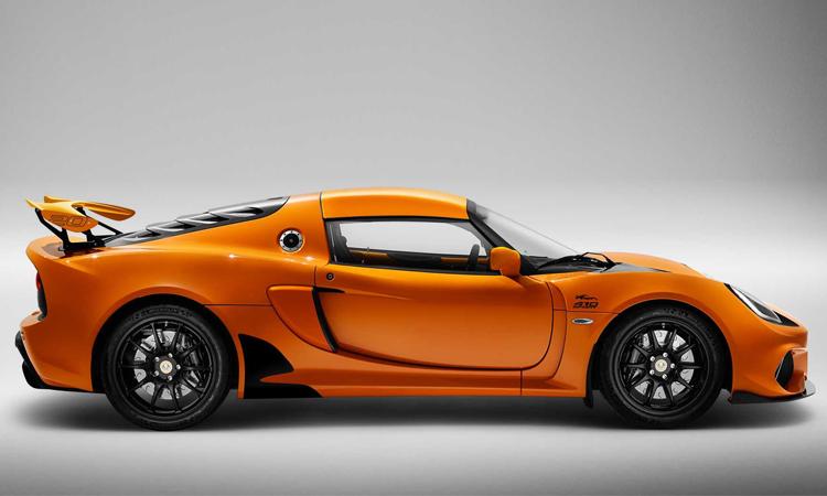Lotus Exige Sport 410 20th Anniversary Edition