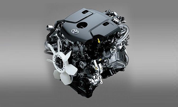 เครื่องยนต์เบนซิน Toyota Innova Christa