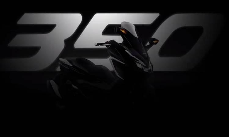 Honda ซุ่มเงียบเตรียมเปิดตัว Honda Forza 350 ในงาน Motorshow 2020