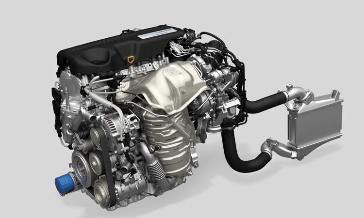 เครื่องยนต์ Honda CR-V Minorchange (5 ที่นั่ง)