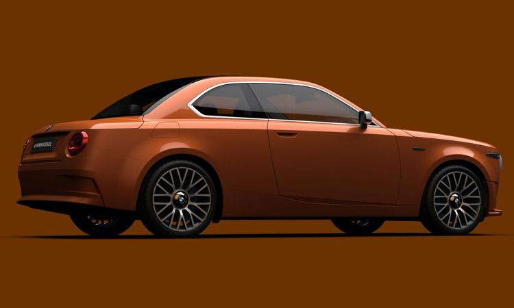 ดีไซน์ BMW 02 Reminiscence
