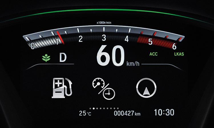 เรือนไมล์ Honda CR-V Minorchange
