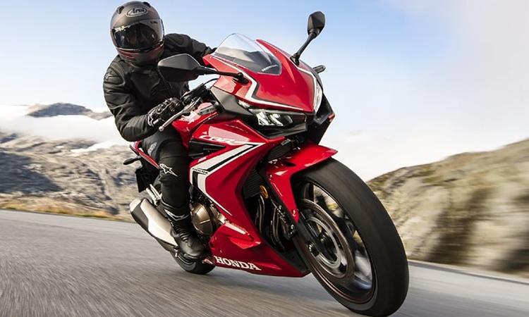 Honda CBR400R 2020