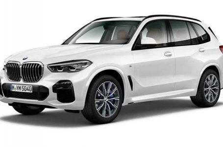 ราคา ตารางผ่อนดาวน์ BMW X5 xDrive30d M Sport