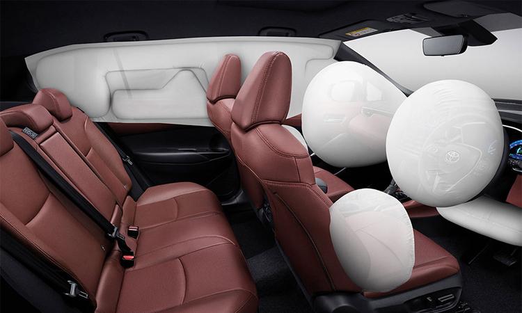 ระบบความปลอดภัย Toyota Corolla CROSS
