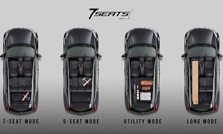 Honda CR-V (7 ที่นั่ง)