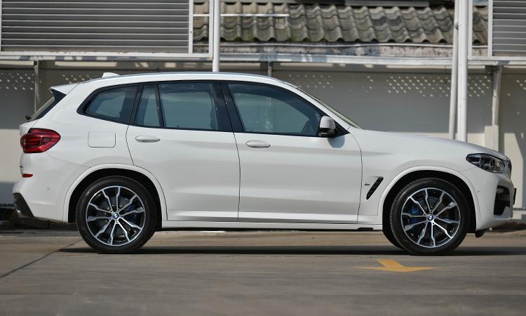 ระบบความปลอดภัย BMW X3 xDrive30e M Sport