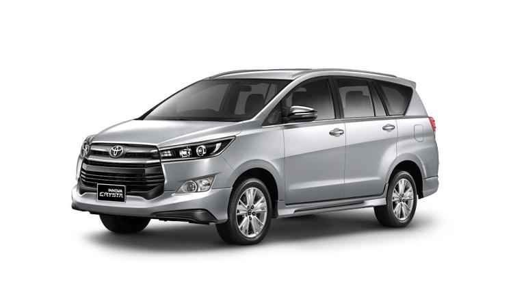 Toyota Innova Crysta 2020 สีบรอน
