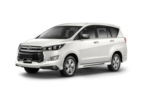 ราคา ตารางผ่อนดาวน์ Toyota Innova Crysta 2020
