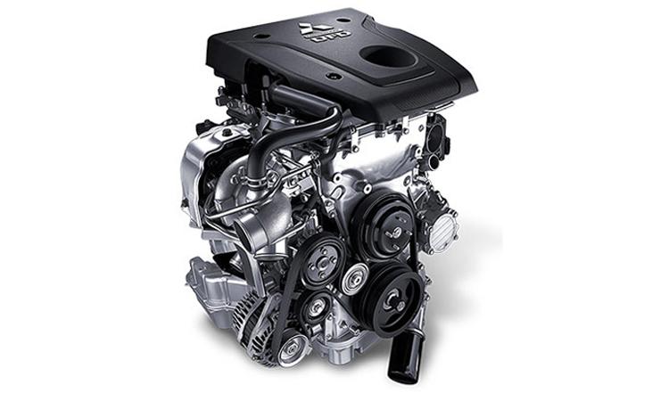 เครื่องยนต์ Mitsubishi Pajero Sport Elite Edition