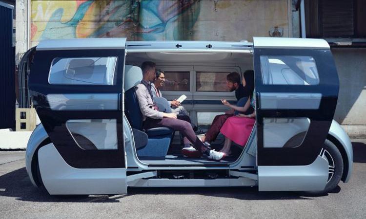 รถยนต์แห่งอนาคต