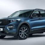 Ford Explorer เปิดราคาที่จีน ตัวเริ่มต้นที่ 1.5 ล้านบาท