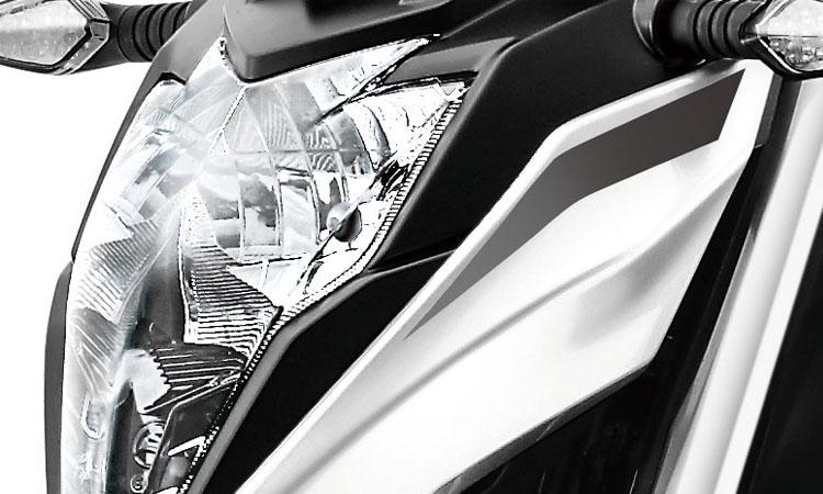 ฟหน้า CF Moto 400NK