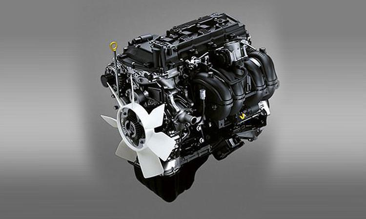 เครื่องยนต์ดีเซล Toyota Innova Christa