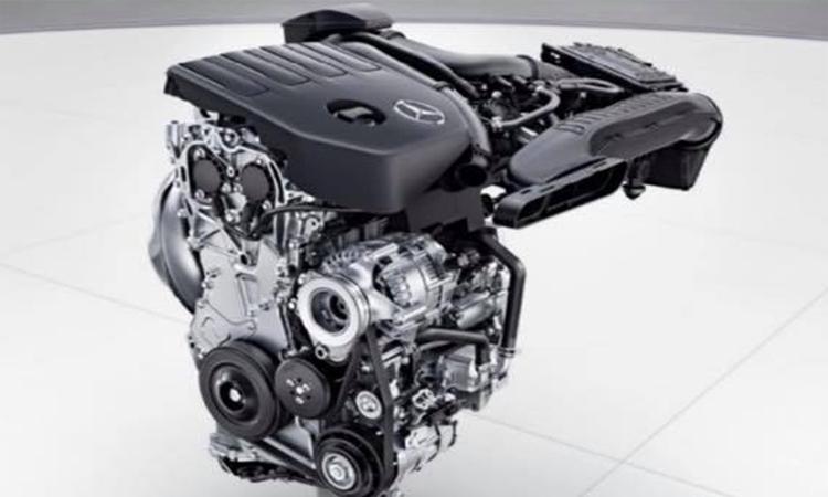 เครื่องยนต์ Mercedes-Benz GLB 200 Progressive