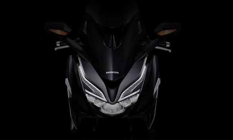 ไฟหน้า All new Honda Forza 350