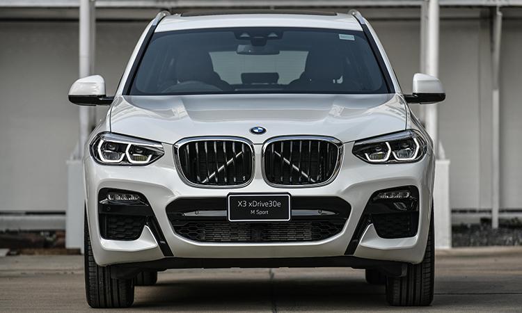 กระจังหน้า BMW X3 xDrive30e M Sport
