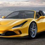 Ferrari F8 Spider ด้วยราคาเริ่มต้นที่ 26,350,000 บาท (นำเข้าโดย CBU)