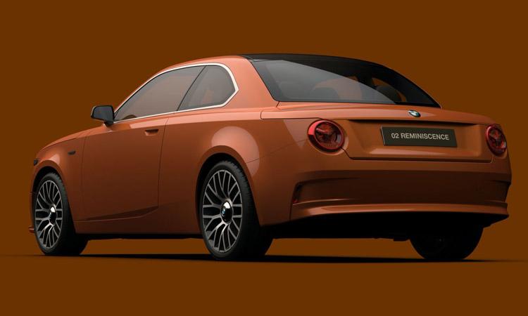 ด้านหลัง BMW 02 Reminiscence