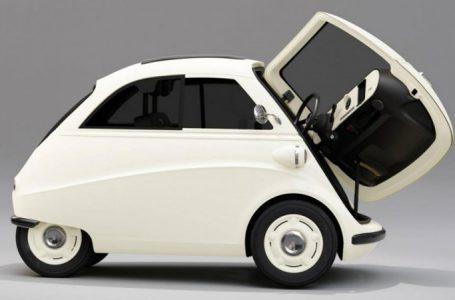 Artega Karo-Isetta 2020 รถไฟฟ้าขนาดเล็กดีไซน์จิ๋ว