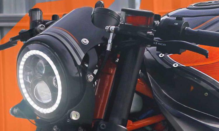 ไฟหน้า KTM RC250