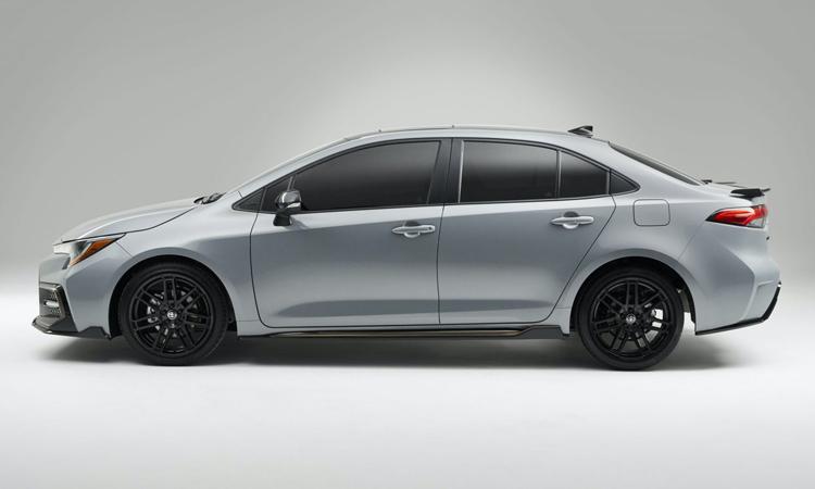 ดีซน์ Toyota Corolla Apex Editions