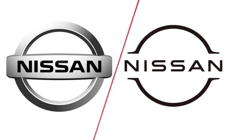 Nissan เปลี่ยนโลโก้ใหม่ จากแบบ 3 มิติ เป็น 2 มิติ