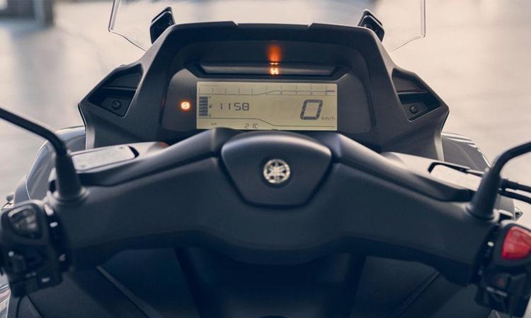 เรือนไมล์ Yamaha Tricity 300